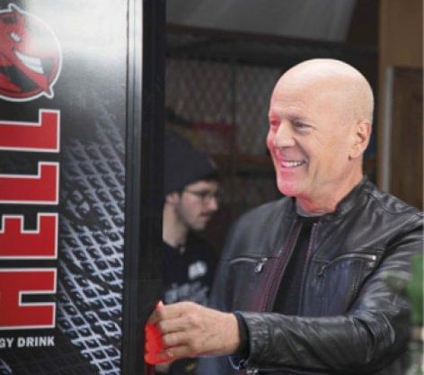 Készül Bruce Willisszel a Hell új reklámfilmje