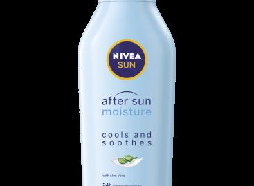 NIVEA SUN napozás utáni testápolók