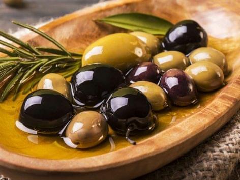 Olajbogyó, az ős-snack