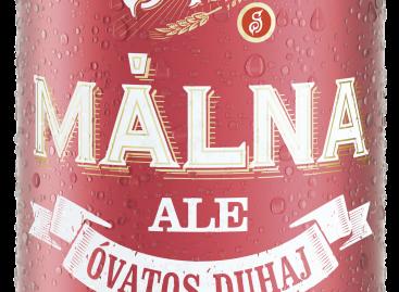 Soproni Óvatos Duhaj Raspberry Ale