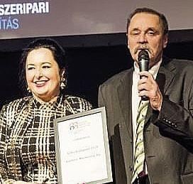 Kiállítói Marketing Díjat kapott a Future Store-TradeMagazin-SirhaBudapest2020