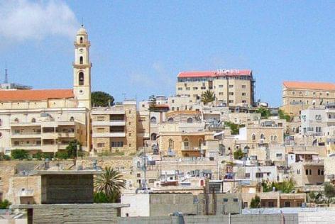 Bezártak a palesztin szállodák