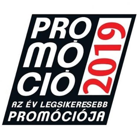 """""""Az év legsikeresebb promóciója"""" 2019 ONLINE szakmai nap és díjátadó"""