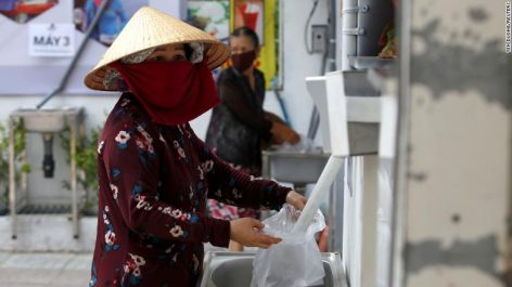 Vietnám: rizs-ATM a bajba jutottaknak