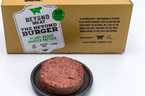 Plant-Based Meat Could See Boost Post COVID-19 Outbreak