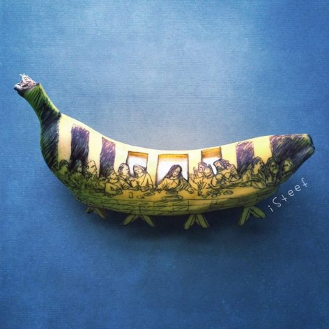 Bananart – Picture of the day
