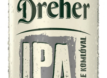 Megérkezett a Dreher IPA