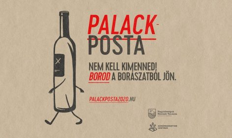 """Elindult a """"Palackposta 2020"""" borpromóciós kampány"""