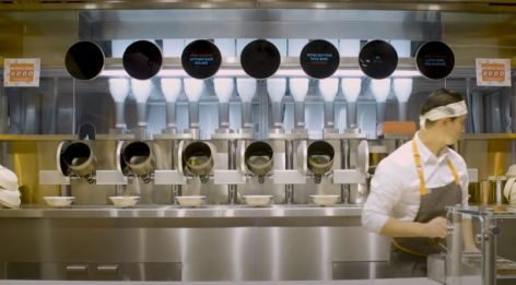 Grain bowls made by robots – Video of the day