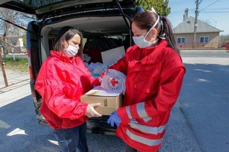 Együtt embertársainkért a legnehezebb időkben is – így segít a Magyar Vöröskereszt a koronavírus okozta krízishelyzetben