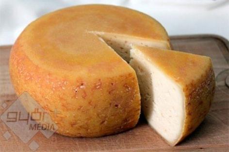 AM: uniós oltalmat kapott a Győr-Moson-Sopron megyei Csemege sajt