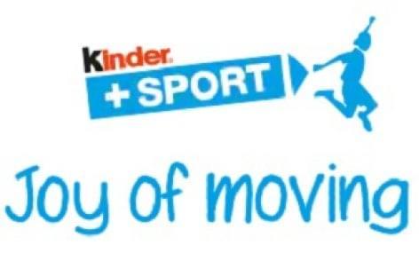 Kinder Joy of moving The joy of moving program – even at home!