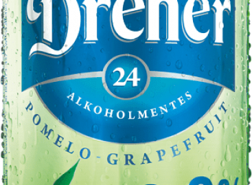 The Dreher 24 non-alcoholic product line is expanded with a new flavor
