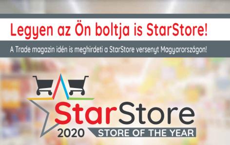 Legyen az Ön boltja is StarStore!