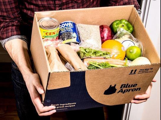 A meal kit gyártók közvetlen fogyasztói megrendelésre házhoz is szállítanak