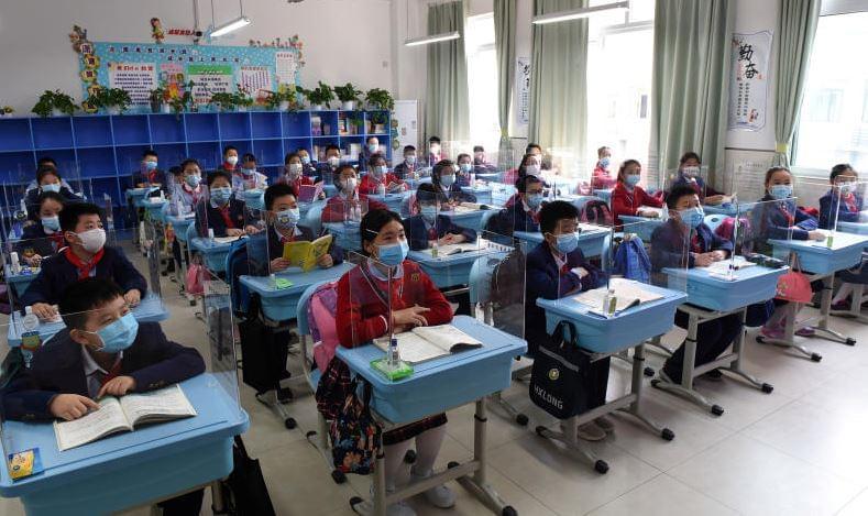 Ázsiában is működnek az iskolák