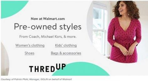 A Walmart is beszáll a használtcikk kereskedelembe