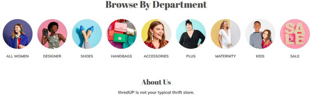 A ThredUp a világ legnagyobb online használtcikk kereskedőjecikk