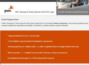 Fogyasztóvédelem a digitális térben – webinar a PwC szakértőivel