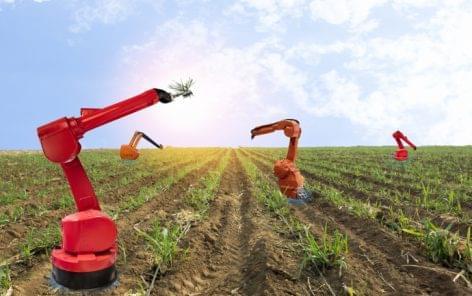 Robotok a fenntartható élelmiszertermesztésért