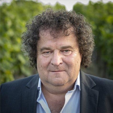 Áts Károly tokaj-hegyaljai borászt választották idén a Borászok borászának