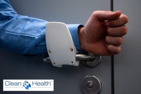 Emerging wisely with hands-free door opener