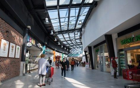 Bizakodó a járvány hosszútávú hatásaival kapcsolatban az Auchan Korzók üzemeltetője