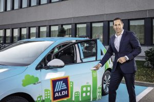 Bernhard Haider_ALDI_autó