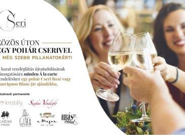 Győri kampány a hazai vendéglátás újraindulásának támogatására