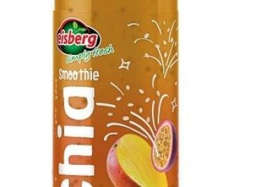 Vegán smoothie-kat és juice-t dobott piacra az Eisberg