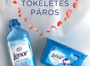 Lenor – Zólyomi Zsolt parfümőr ajánlásával
