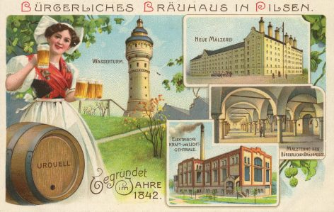 (HU) Mikrosörfőzdét épít a Pilsner Urquell