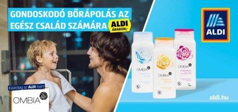 Gondoskodó bőrápolás az egész család számára – az ALDI-ban