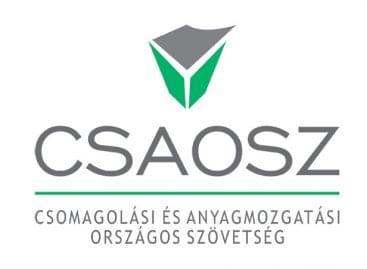 Alapításának 30. évfordulóját ünnepli a Csomagolási és Anyagmozgatási Országos Szövetség