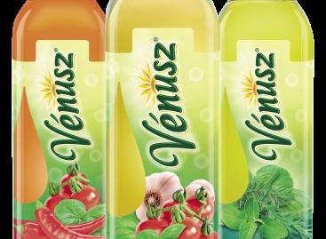 Vénusz fűszerolajok 3 különböző ízesítéssel