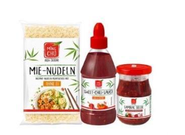 Új termékeket ad az Edeka Ming Chú saját márkás kínálatához