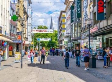 Csökkentett bérleti díj a német retailereknek