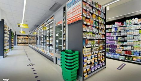 Pam Panorama Opens 'Safe' Convenience Store In Turin