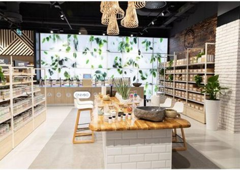 Rossmann opens its futuristic flagship drugstore