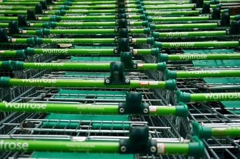 Új fulfilmentközpontjával megduplázza online kapacitását a Waitrose
