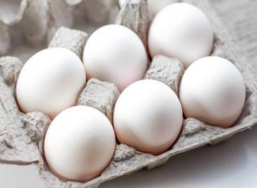 Tesco: 40 év után újra fehér tojások a terítéken