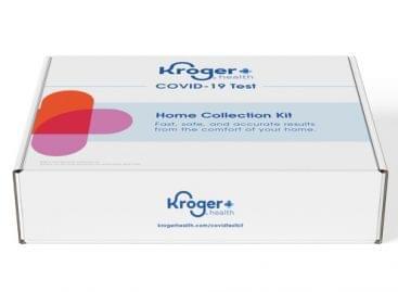 Kroger: mostantól otthon is lehet COVID-tesztet végezni