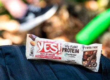 Növényi alapú proteinszeletek a Nestlétől