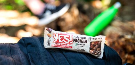 Plant power: Nestlé launches protein snack bars with nuts and peas