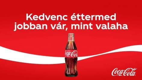 Szinergiák a Coca Cola vendéglátást támogató kampányában