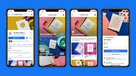 Erősödik a Facebook Shopok online versenye Dél-Koreában