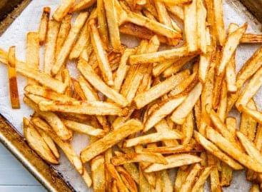 Sültkrumplitörténet