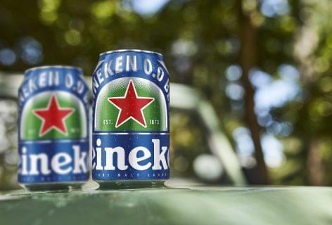 The best Heineken in the world is made in Sopron!