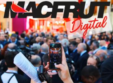 (HU) Részvételi lehetőség a MACFRUT Digital zöldség-gyümölcs vásáron