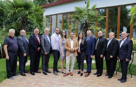 Tisztújítás a Magyar Nemzeti Gasztronómiai Szövetségben